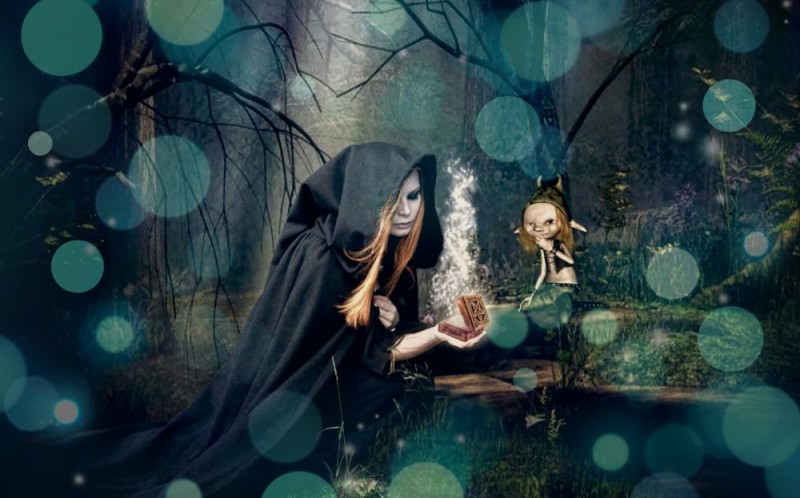 Поиск магия