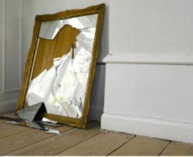 народные суеверия разбитое зеркало