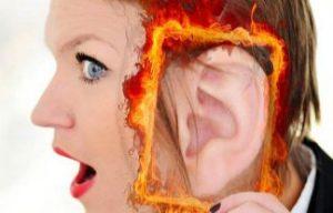 народные суеверия уши горят